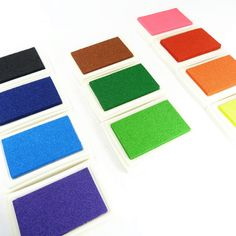 Craft Stamp Ink Pad for Fabric Wood Paper / Ink by CraftandPack, €1.90