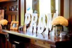 A prom themed proposal in Napa... how cute is this?!