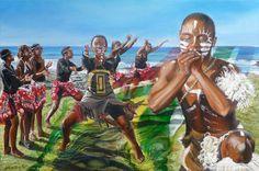 Rita Camphuijsen - Dansers in vrijheid