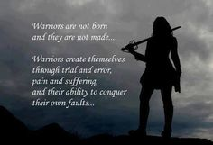 Enneagram 8 | Strength | Warrior