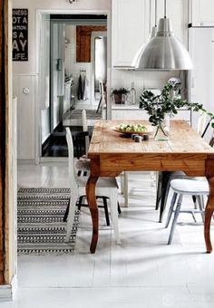 Kitchen / dining   anordinarywoman