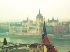 Budapest...I'm in love with this city!