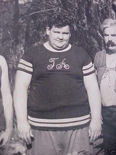 Young Oliver Hardy