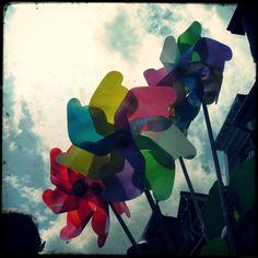 Pinwheels @ Cancale