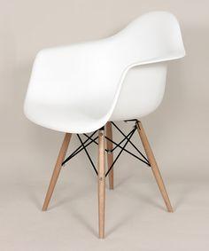 White Eiffel Dining Chair