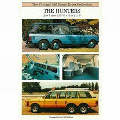 """Range rover classic Hunter 6 wheel's  #RangeRover #vogue #rangeroverclassic…"