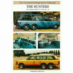 """Range rover classic Hunter 6 wheel's #RangeRover #vogue #rangeroverclassic #RangeRoversport #range #Rangey #Landrover #landy #RRC #V8 #Hunting #Hanter…"""