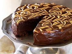 Čokoládový koláč - | Prostřeno.cz