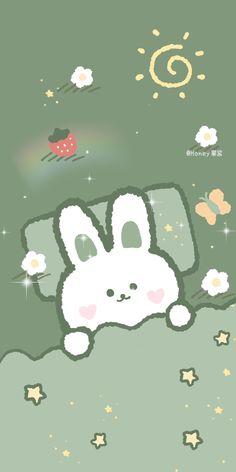 Cute Pastel Wallpaper, Soft Wallpaper, Cute Patterns Wallpaper, Bear Wallpaper, Cute Anime Wallpaper, Cute Cartoon Wallpapers, Wallpaper Iphone Cute, Pretty Wallpapers, Galaxy Wallpaper