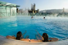 Set in wondrous places like Bali, Iceland, and Turkey, these hot springs are well worth the travel.