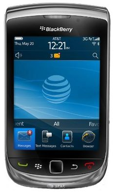 BlackBerry 9800 Torch Phone (AT
