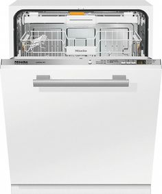 Introducing the Miele SCVi fully integrated dishwasher with 14 place settings and cutlery tray. This Miele fully-integrated dishwasher features energy, water and time saving functions, all to ensure clean dishes time after time. The Miele Miele Dishwasher, Built In Dishwasher, Stainless Steel Dishwasher, Clean Dishwasher, Home Appliance Store, Fully Integrated Dishwasher, Domestic Appliances, Kitchen Display, Quality Kitchens