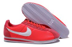 Nike Classic Cortez Nylon Pink White UNDER $ 60.00 http://forinstantpurchase.com/sneakers
