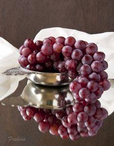 La cocina de Frabisa: Bodegón de uvas