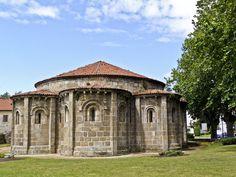 Iglesia de Santa María de Cambre