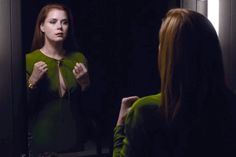 amy adams nocturnal animals green dress