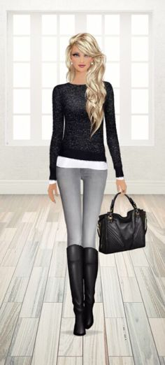 Covet fashion game #addictive