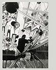 Interior exhibits of the Canadian Pavilion under preparation at #Expo67., November 1966- Chris Lund  Canadian, 1923 - 1983  B&W Negative Canadian Museum of Contemporary Photography (no. 66-13188)    Les expositions à l'intérieur du pavillon du Canada à l'Expo 67., Novembre 1966- Chris Lund  Canada, 1923 - 1983  négative noir et blanc Musée canadien de la photographie contemporaine (nº 66-13188)  #photography #architecture #photos