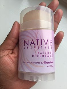 Native Deodorant Whole Foods