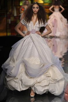 Christian Dior Haute Couture Spring 2009