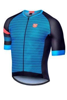 Maillot de hombre con mangas para hacer ciclismo B203-SHOP (COLLAPSE)  43bf01f35