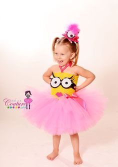 Despicable me Minion costumes by SofiasCoutureDesigns on Etsy