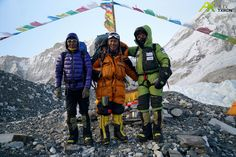 Chronicle to almost 8000 meters | Alex Txikon
