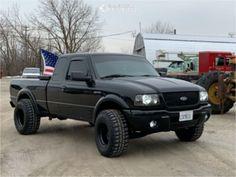 Ford Ranger Lifted, 2003 Ford Ranger, Lifted Chevy, Lifted Trucks, Ford Trucks, Pickup Trucks, 4x4, Old Fords, Mini Trucks