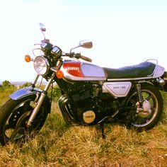 My Yamaha XS 750