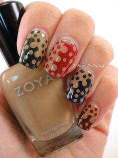 Interlocking Dot Nails