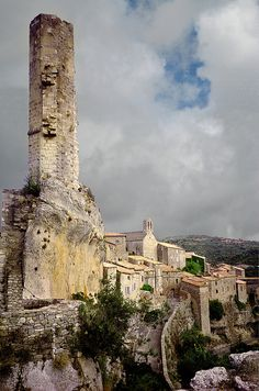 Minerve, France. France is such a magical place!