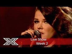 Saara fights for her place with Leona Lewis' Run | Results Show | The X Factor UK 2016