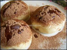 Parene buchty  - Slovak dumpling with sweet filling //www.receptyzindie1.com/2010/08/parene-buchty.html (Slovak language)