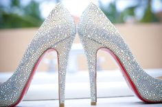 seriously, will be wearing theses at my wedding. love louboutins!!!