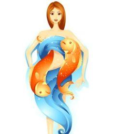 Гороскоп совместимости женщины-Рыбы