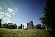 Our #castle wedding in Ireland #Knappogue Castle #Westcoastweddingsireland #Wildatlanticway