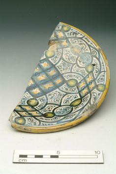 Plate, 1400-1499? | Museum of London