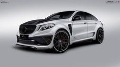 LUMMA Design Mercedes-Benz GLE Coupe CLR G 800 Modified