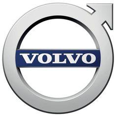 We love the new #volvo logo by @sthlmdesignlab