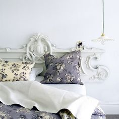 Classic French-style bedroom