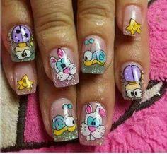 Cute Nail Designs, Snails, Cute Nails, Hair And Nails, Mary, Nail Art, Makeup, Beauty, Color