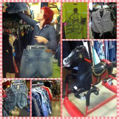 #CalgaryStampede Wear has hit the sales floor! Yahoo!