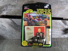 Ron Shuman #11, Racing Champions, World Of Outlaws, Sprint Cars 1994, 1/64 Scale Die Cast Model Car, Series 2, Collectible Toys by TheStorageChest on Etsy