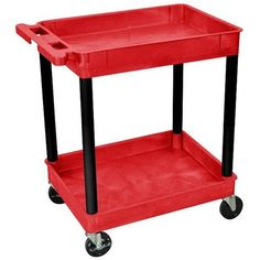 """Offex Mobile Multipurpose Electric Utility 42"""" Tuffy A/V Cart"""