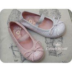 Zapatos niña.  Bailarinas, francesitas, manoletinas