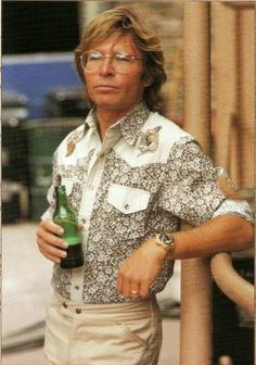 The Late John Denver standing in the wings at Red Rocks before sound check, 1979 John Denver, Aspen, Famous Pictures, Colorado, Looking Gorgeous, Beautiful, No One Loves Me, How To Look Better, Actors