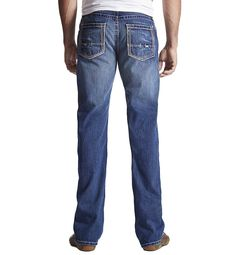 10020801 Ariat Mens/' M4 Reeve Riverton Bootcut Jeans NEW