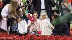 Mommy & Me: Crown Princess Victoria and Princess Estelle