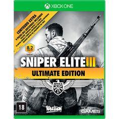 [Submarino] Sniper Elite 3 - R$29,90 (R$28,03 CC SUB)