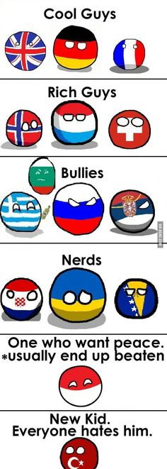 Bulgaria...